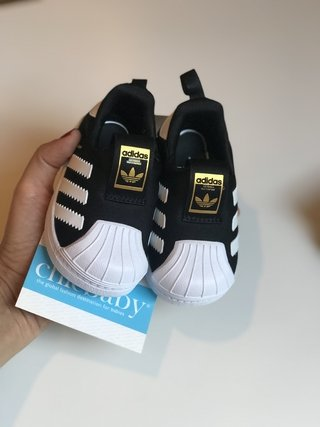 Tênis Superstar Adidas 360