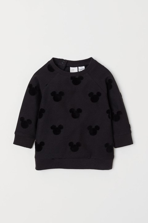 Blusa de Moletom H&M London