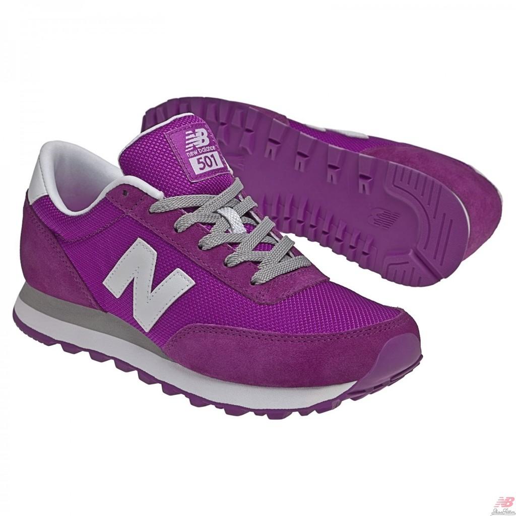 zapatillas casual de mujer wl 501 new balance