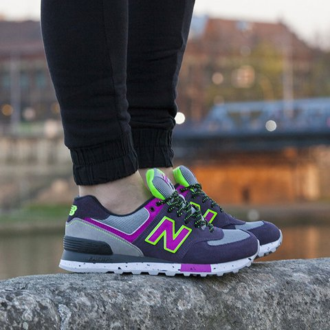 Zapatillas New Balance De Mujer WL 574 OPP Lifestyle Outdoor Pack  - comprar online