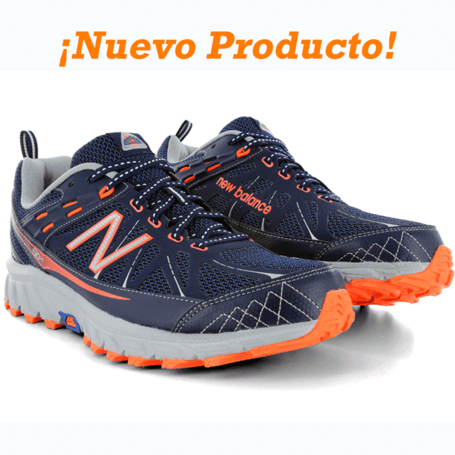 zapatillas de trail new balance