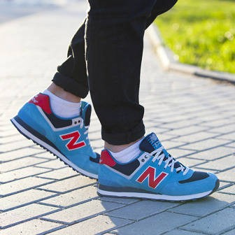 Zapatillas New Balance ML 574 SOG Hombre Exclusive Out East Pack  - comprar online