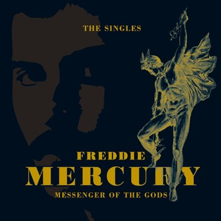 FREDDIE MERCURY - MESSENGER OF THE GODS: THE SINGLES COLLECTION