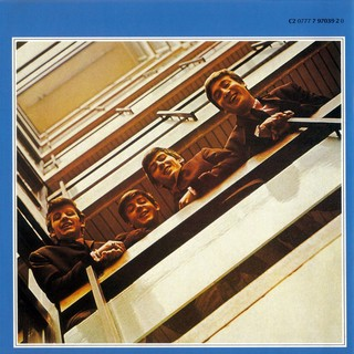 THE BEATLES - THE BEATLES 1967-1970 (LP)