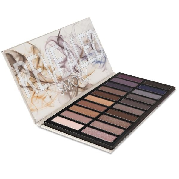 Coastal Scents Revealed Smoky Palette - 20 Eye Shadow Colors