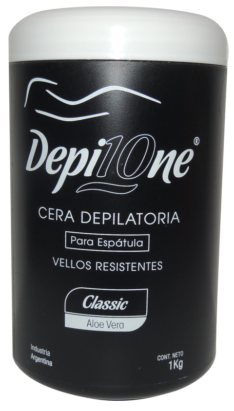 DepilOne cera depilatoria sistema descartable x kilo