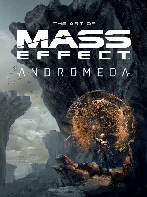 Libro: The Art of Mass Effect: Andromeda