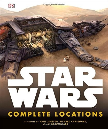 Libro: Star Wars - Complete Locations