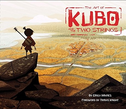 Libro: The Art of Kubo and the Two Strings