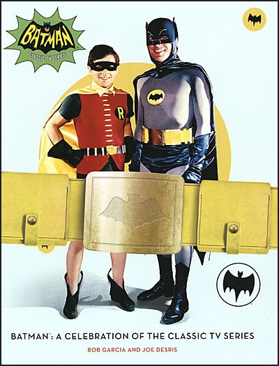 Libro: Batman: A Celebration of the Classic TV Series