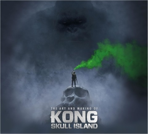 Libro: The Art of Kong: Skull Island