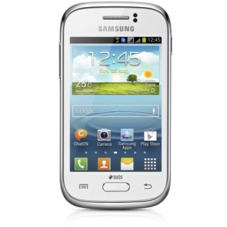 Samsung Galaxy Young Duos TV GT-S6313T Branco com Dual Chip, Android 4.1, TV Digital