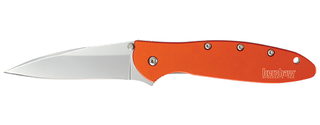 LEEK, ORANGE - KERSHAW KNIVES