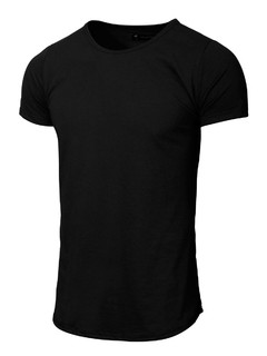 Black -Remera Larga-