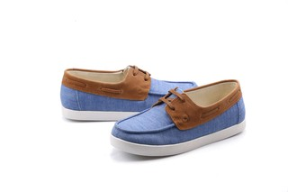 Docksider Perky Light Chambray