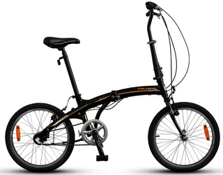 Bicicleta Plegable Aurora Folding 20 Smart plegable Nexus