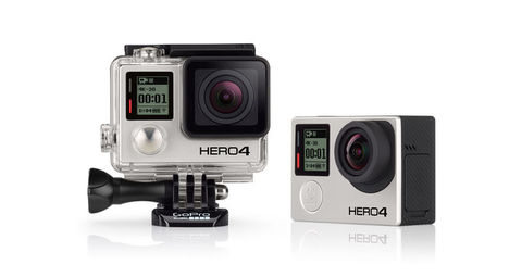 Camara GoPro Hero 4 Black Edition Full Hd 4k