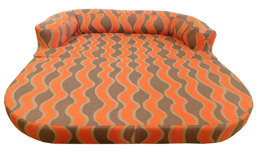 Sill n sof cama anfibio 2 plazas for Sofa cama de 2 cuerpos