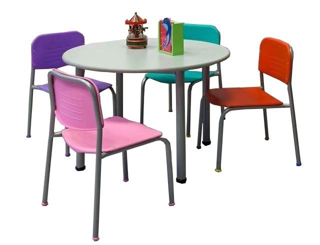 Mesa y silla para ninos for Mesas para ninos en walmart