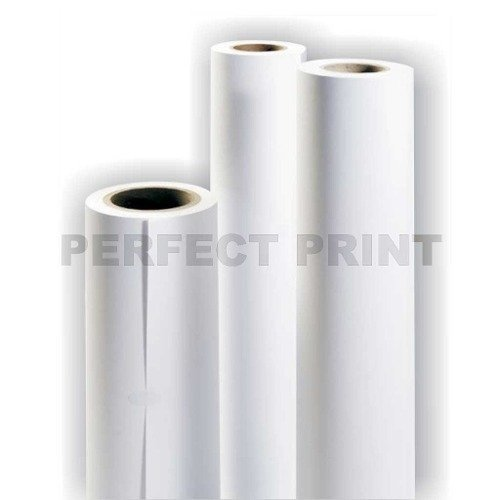 Rollo Papel Fotografico 130grs 107 Cm X 30mts Mate Ploter