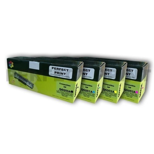 Toner Alternativo Q6000/1/2/3 Hp Color 1600 2600/5 Cm1017/15
