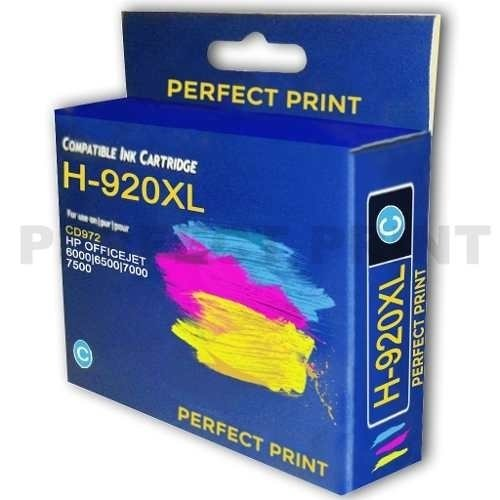 Cartucho Hp 920xl Color Alternativo Officejet 6000 6500 7500 - comprar online