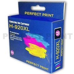 Cartucho Hp 920xl Color Alternativo Officejet 6000 6500 7500