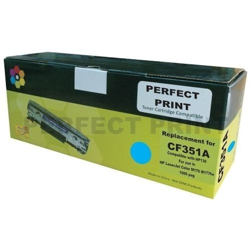 Combo X 4 Toner Alternativo 130a / Hp M176 M177laser Color - tienda online