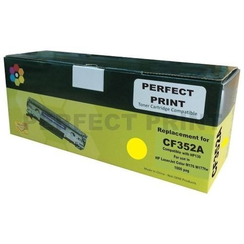 Toner Alternativo Color 130a Cf350a 51 52 53 Hp M176 M177 - Perfect Print
