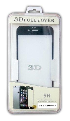 Film Protector Iphone 6 4.7 3d Vidrio Anti Huellas Hd