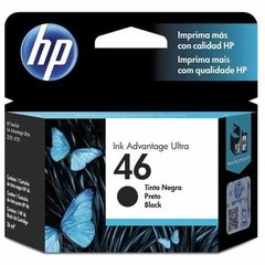 Cartucho Hp 46 Combo Negro Y Color Originales 2529 4729 5739