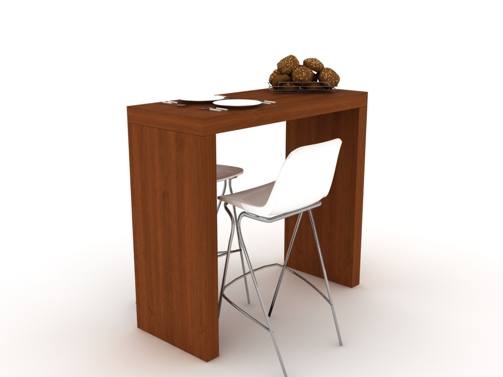 Mesa barra desayunador madera comprar en modulus for Fabricacion de bares de madera