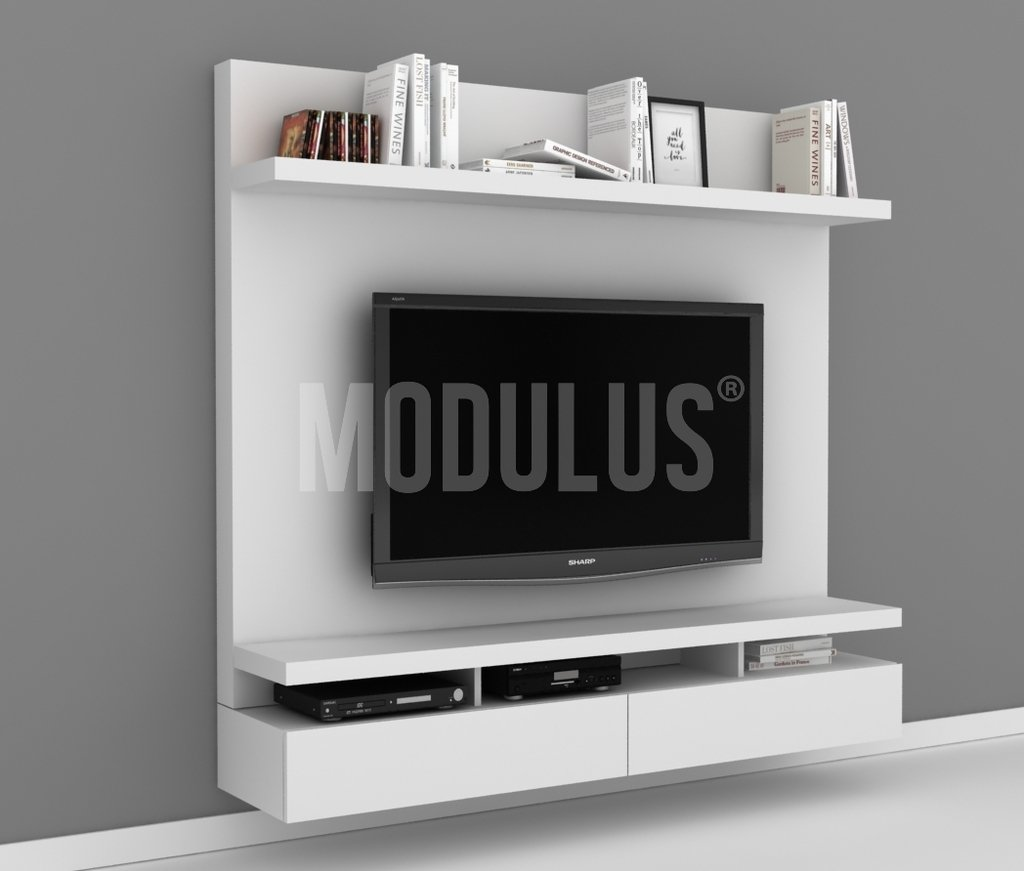 Mueble para tv panel para tv for Muebles modulares modernos para tv