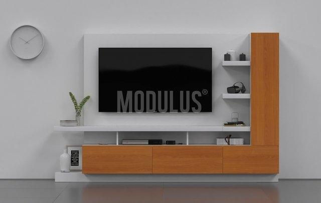 Mueble para tv living muebles modernos for Muebles living moderno