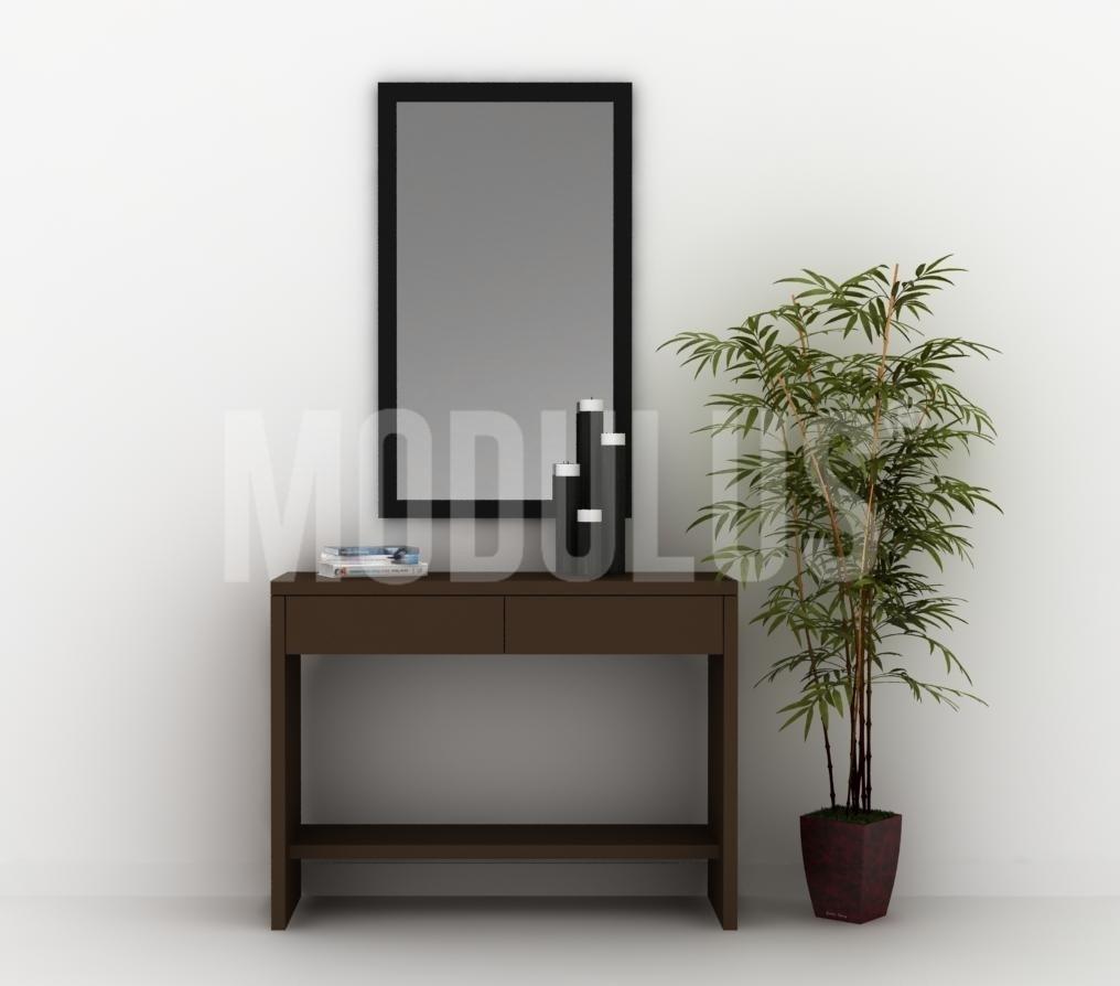 Mueble recibidor con estante comprar en modulus for Mueble recibidor