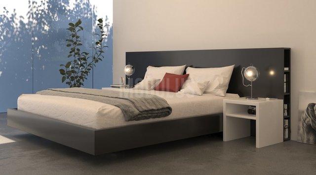 Juego De Dormitorio Diseno Moderno Minimalista - Dormitorio-diseo-moderno