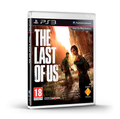 Blu-ray Ps3 Game: The Last Of Us