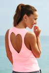 T-Shirt Skin Fit Love 632632 - Alto Giro - buy online