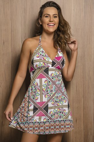 Maiô-Vestido Mara 55293 - New Beach
