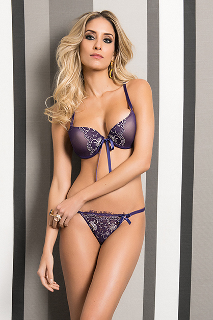 Sutiã Grape 9098 - Belles Lingerie
