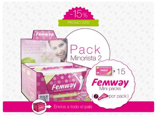 Pack Minoristas (15 Jumbo packs)
