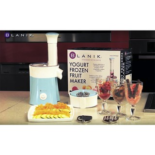 Yogurt Frozen Fruit Maker, Blanik
