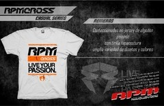 REMERAS CASUAL RPM CROSS
