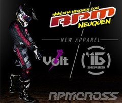 CONJUNTO RPM CROSS - VOLT