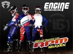 CONJUNTO RPM CROSS - ENGINE