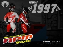 CONJUNTO RPM CROSS - 1997