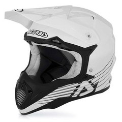 Acerbis Impact Full Blanco Casco