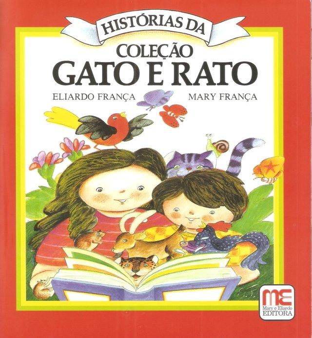 HISTÓRIAS DA COLEÇÃO GATO E RATO
