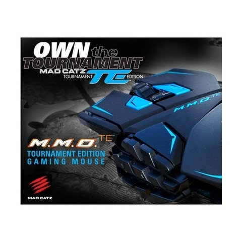 MAD CATZ MMO TE GLOSS BLACK