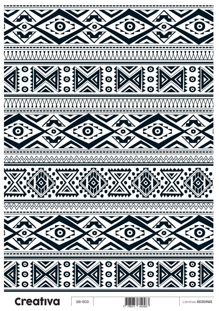 Laminas para decoupage creativa blanco y negro 116 503 30 for Laminas blanco y negro